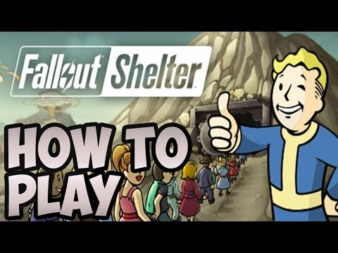 How To Play Fallout Shelter