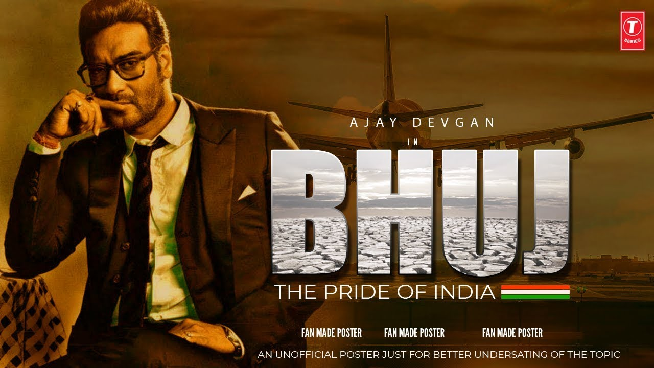 Ajay Devgan in Kutch for shooting of Bhuj: The Pride of India