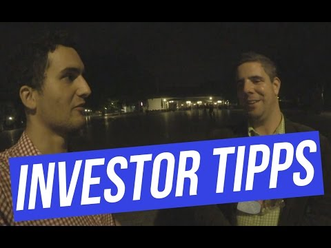 Venture Capitalist gibt Tipps für Start-Ups (Idee, Team, Gründen als VC)