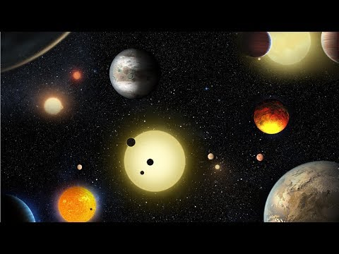 NASA Finds Alien Solar System With as Many Planets as Our Ow
