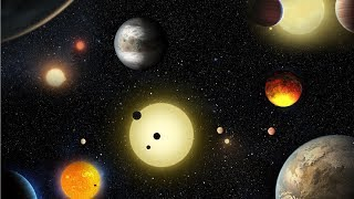 NASA Finds Alien Solar System With as Many Planets as Our Own