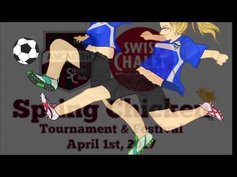Barrie FC U15 vs Ancaster Titans - Spring Chicken Tournament 2017