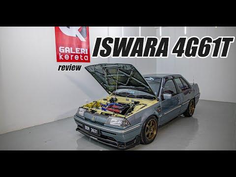 Proton Iswara 4G61 Turbo Review