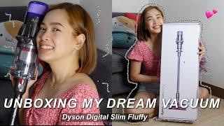 MY DREAM VACUUM!!  DYSON DIGIT…