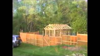 Chicken DIY Guide - How 2 Build A Large Chicken Coop