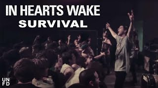 In Hearts Wake - Survival [Official Music Video]