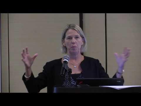Keynote  Address -  Dr  Margie Gillis