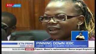 Former IEBC commissioners Mwachanya, Kurgat blame IEBC Chair Chebukati for resignations