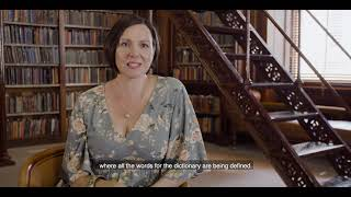 The Dictionary of Lost Words by Pip Williams (Book Trailer)