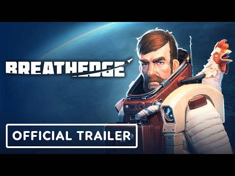 Breathedge: Official 1.0 Launch Trailer