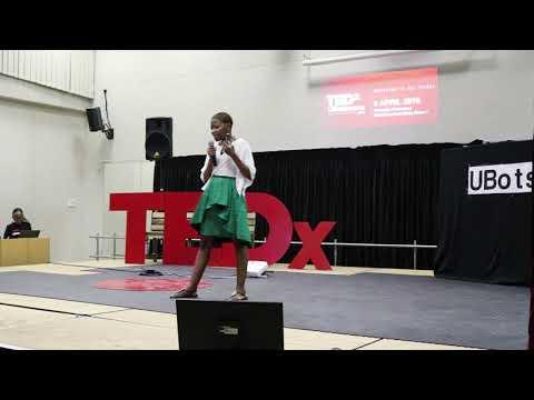 Critical Thinking, a gateway to unlocking the knowledge economy | Shathani Rampa | TEDxUBotswana