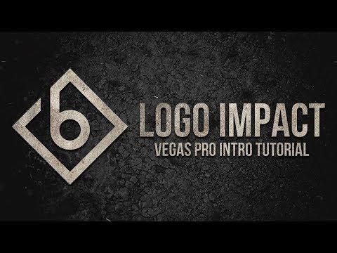 Learn How To Create This LOGO IMPACT INTRO - VEGAS Pro Tutorial