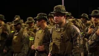 DFN:Headquarters Battalion Marines Take Part in BST MARINE CORPS BASE HAWAII, HI, UNITED STATES