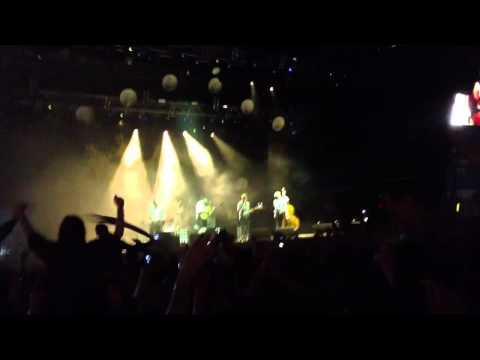 Mumford & Sons - The Cave - Live at Rockness 2012