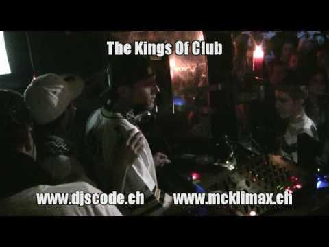 Didi Code meets The Kings Of Club (Didi Romeo, MC Klimax, DJ S-CODE)