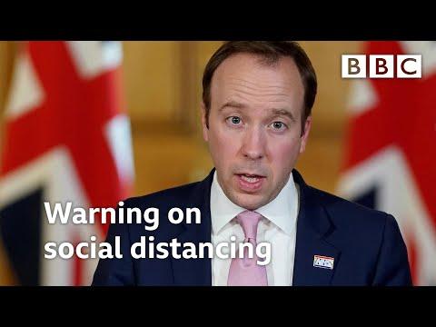Coronavirus: Public Urged To Follow 'mission-critical' Rules 🔴 - BBC