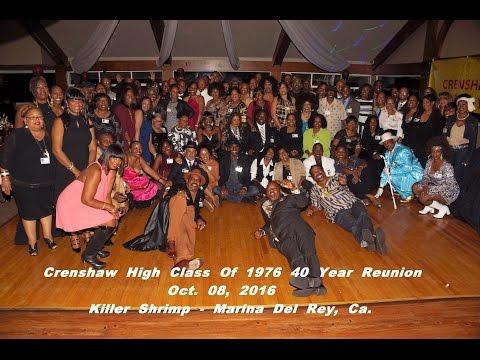 Crenshaw High class of 76 - 40 yr Reunion video by Fatimah Photography