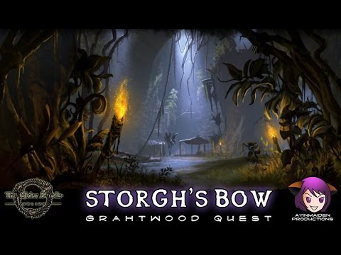 ☆ Elder Scrolls Online ☆ - L20 Storgh\'s Bow - AyinMaiden ...