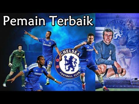 """""""12 Pemain Terbaik  Sepanjang Sejarah Chelsea."""