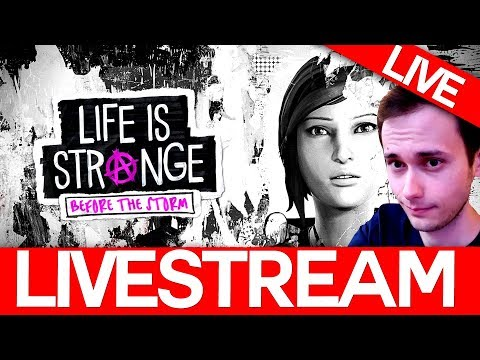 LIFE IS STRANGE 2! Before the Storm! FULL EP1