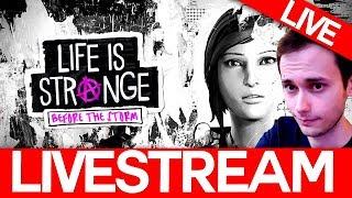 LIFE IS STRANGE Before the Storm! FULL EP1