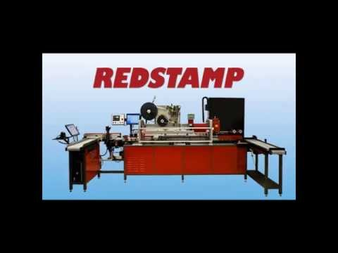 Digital Tax Stamping Machine | RED Stamp, Inc. | Material Handling Solutions