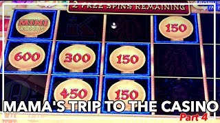 LIGHTNING LINK HOLD & SPIN BONUS WIN FREE PLAY PART 4 OF 4 @ Graton Casino | NorCal Slot Guy