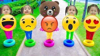 Ball M&M Song   동요와 아이 노래   어린이 교육 #23