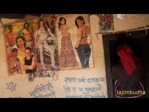 bollywood celebrity poster in village house || village life || himalayan culture ||