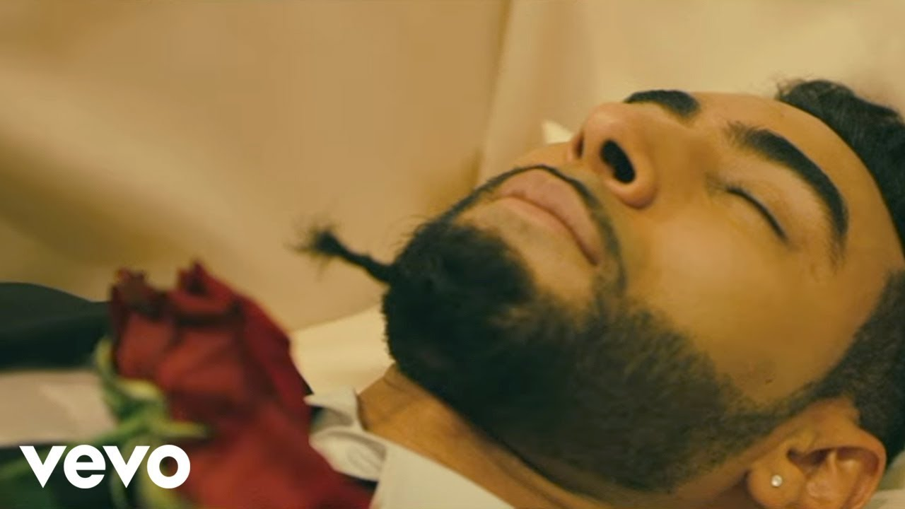 video la fouine quand je partirai