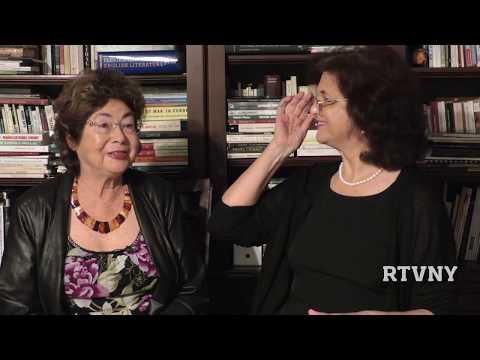 Professor Emerita Domnita Dumitrescu in dialog cu Mirela Roznoveanu