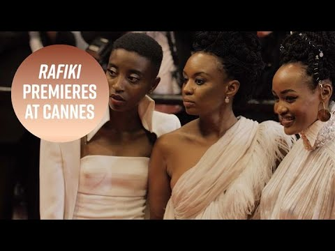 Why Cannes' first ever Kenyan film is banned in Kenya