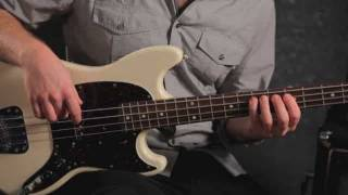 How to Play a Pattern 1 Blues Scale | Bass Guitar