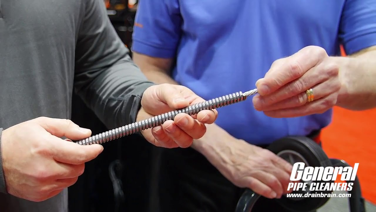 The Flexicore Advantage - From General Pipe Cleaners (French Subtitles)
