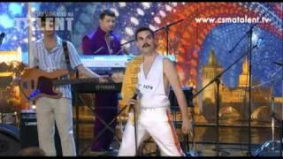 Queenie  | Česko Slovensko má talent 2010