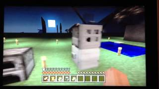 Minecraft Xbox 360 edition-5 basic,cool things to make in m