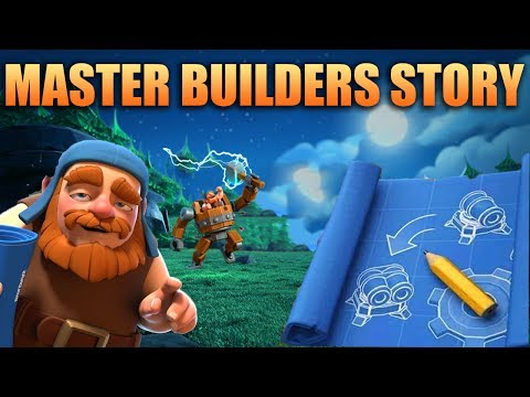 Clash of Clans Story - Who is the Master Builder? | Why is there only 1 Master Builder? Story Ep.2