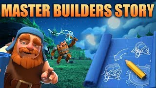 Download Video Clash of Clans Story - Who is the Master Builder? | Why is there only 1 Master Builder? Story Ep.2 MP3 3GP MP4