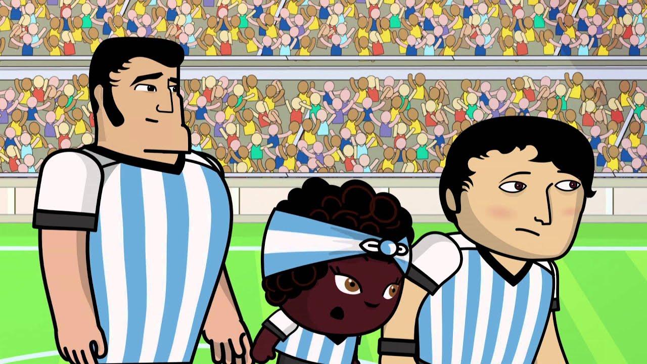 El asombroso equipo de zamba brasil youtube for El asombroso espectaculo zamba