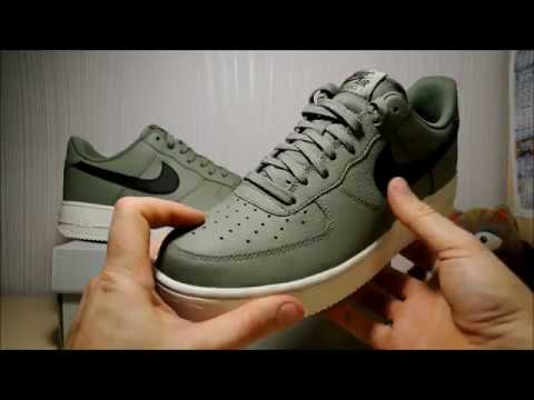 Nike Air Force1 Sneaker Review