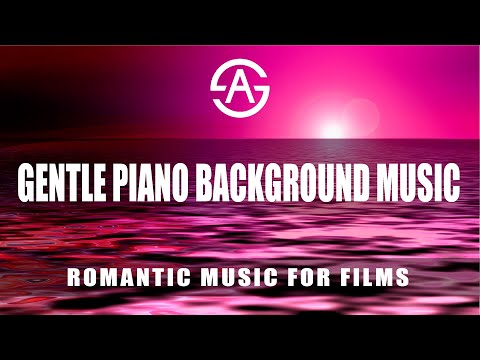Gentle Romantic Background Music | Piano Instrumental Music by Argsound