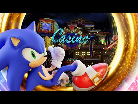 A New Casino Stage For Sonic Adventure 2 (Voice Reveal)