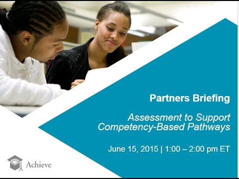 Assessment to Support CBP Webinar Recording