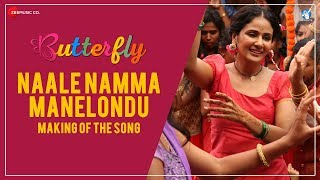 naale-namma-manelondu---making-butterfly-movie-song-parul-yadav-amit-trivedi