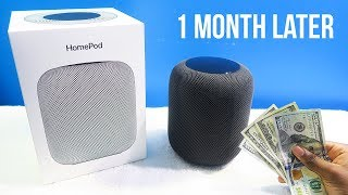 Apple HomePod: 1 Month Later Review! (Worth $349?)