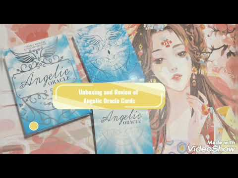 Download Unboxing & Review: Angelic Oracle by: Valeria Menozzi & Rossano Stefanin