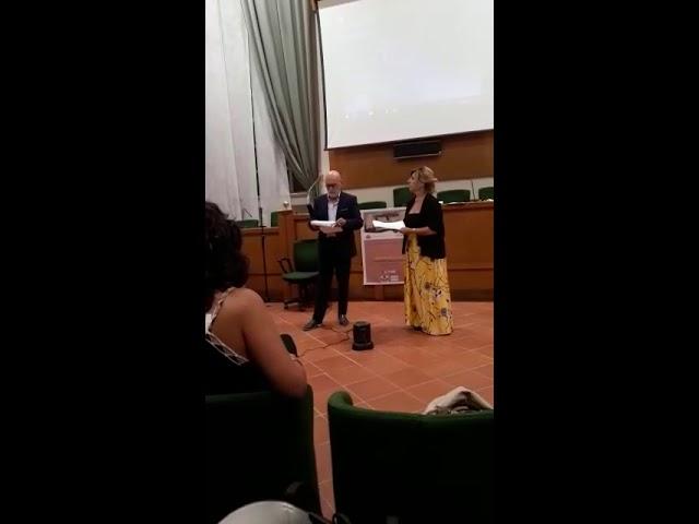 Primo premio internazionale San Tommaso d'Aquino a Nando Vitali