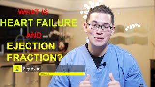 What is Heart Failure and Ejection Fraction (EF)?