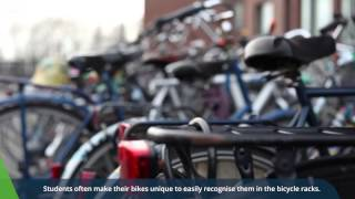 Campus Report: The student bike | Wageningen University & Research