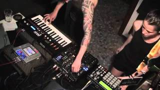 Motormorfoses VX Fusion video live set Demo 2011